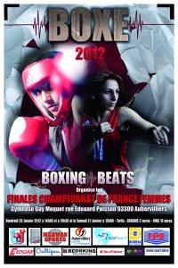 Championnat de France de boxe féminine - Boxing Beats-boxing-beats
