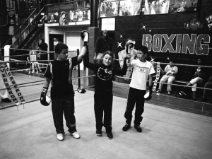 Boxe éducative - Boxing Beats
