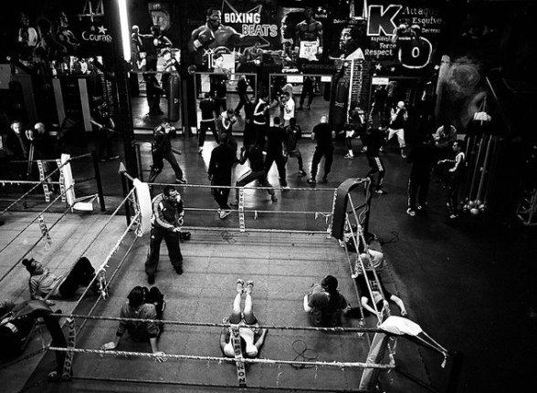 Boxing Beats, boxe anglaise, éducation, parité, sport