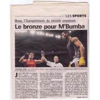 Boxing Beats presse