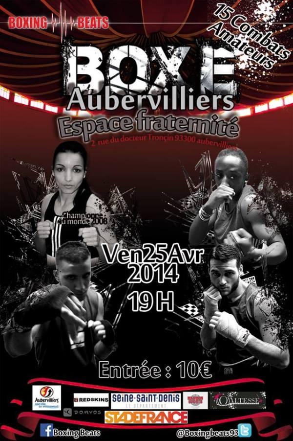 Boxing Beats - Gala de Boxe