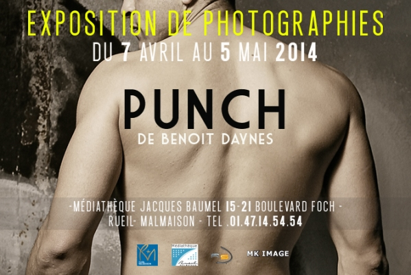 Boxing Beats Exposition Punch