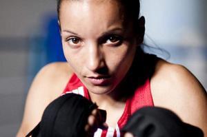 sarah Ourhamoune Boxing Beats