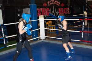 Boxing Beats - boxe anglaise