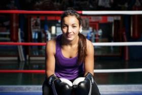 Sarah ouhramoune - Boxing beats